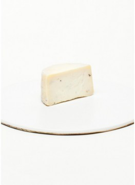 1/2 GOAT CHEESE WITH BLACK...